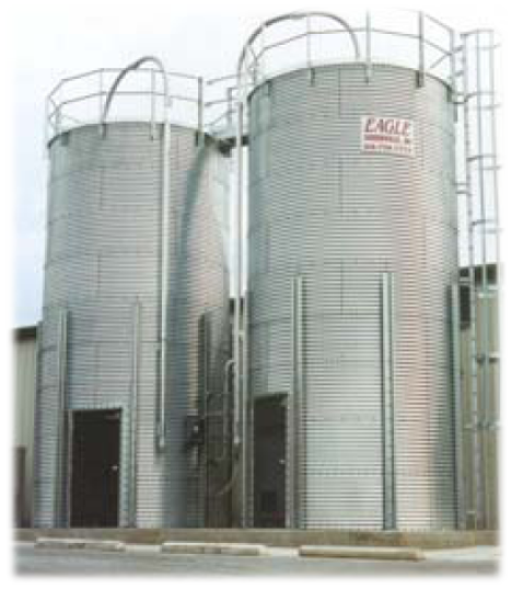 Silos, Bulk Storage Tanks