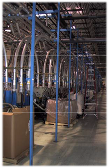 Pneumatic & Mechanical Conveying Systems, Rail Car Unload Systems
