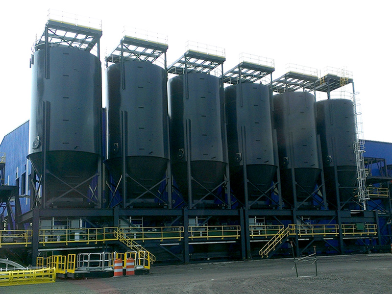 Field Welded Tanks